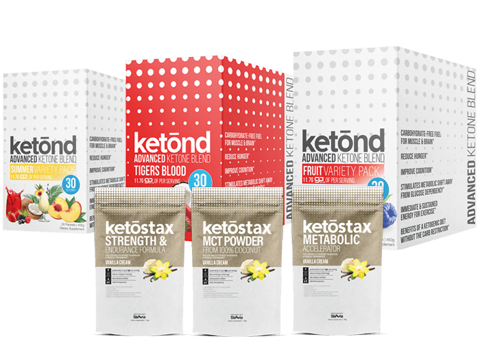 Ketond Limited Edition Flavors of 2018 - pina colada, fruit punch, peach