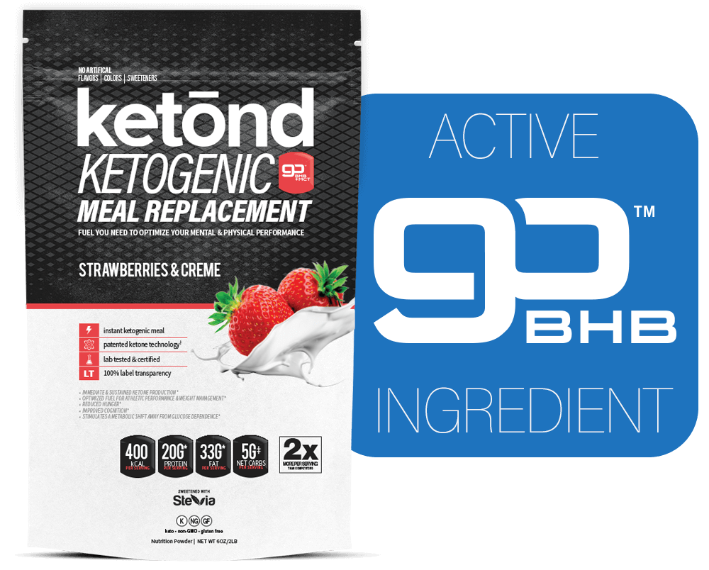 Ketogenic Meal Replacement Flavors by Ketond